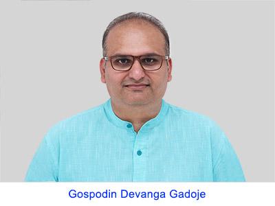 Duhovna iskustva gospodina Devanga Gadoje