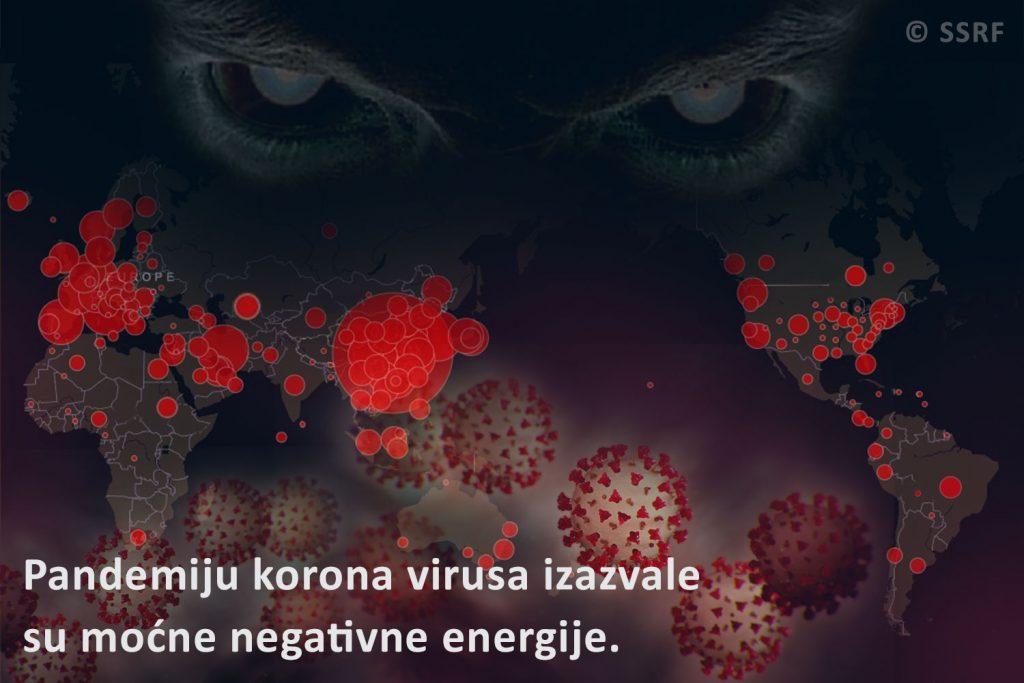Korona virus – duhovna zaštita pojalicom za isceljivanje