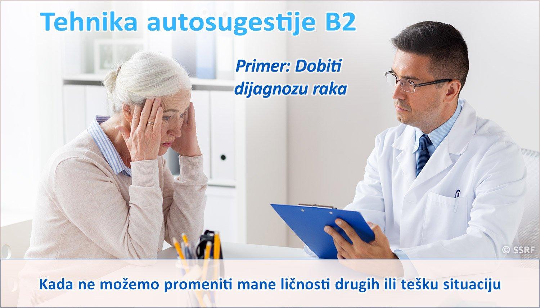 Tehnika autosugestije B2