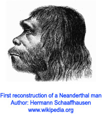 How old is the universe ? - Neanderthal-Man.gif