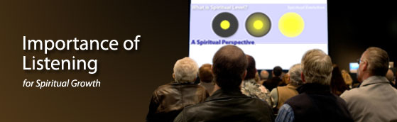 Not wanting to listen on what spiritual practice to do