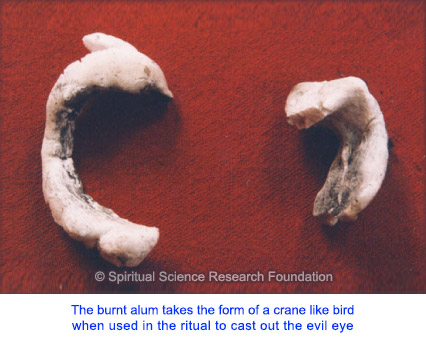 Method 5: Burned Alum - Crane
