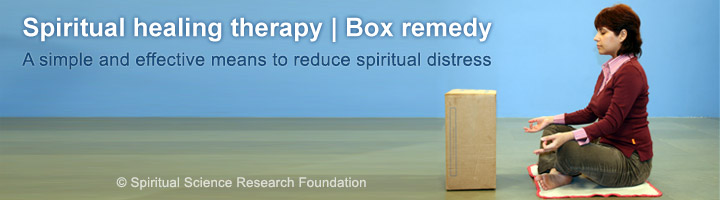 Spiritual healing therapy | Box treatment