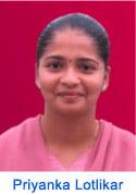 Priyanka Lotlikar