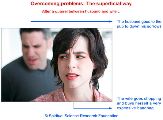 Overcoming Problems the Superficial Way