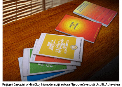 Books and Journals on Clinical Hypnotherapy by His Holiness Dr J.B.Athavale
