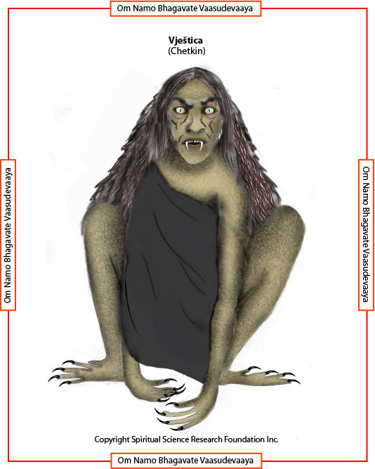Picture of the Witch (Chetkin)