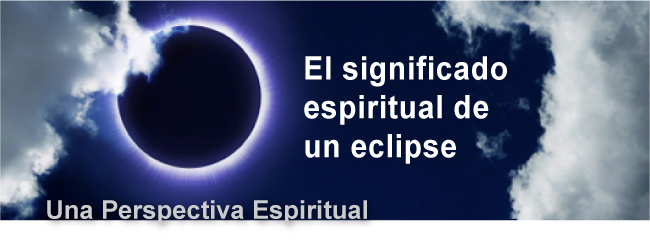 spiritual perspective on eclipse
