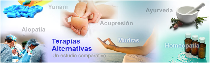 Medicinas alternativas y su estudio comparativo