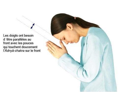 Comment marche la prière ? explication  FR_Prayer-position-in-focus