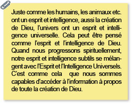 L'intelligence universelle