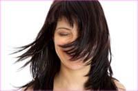 Effects women letting their hair down
