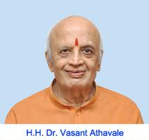 His Holiness Dr. Vasant Athavale