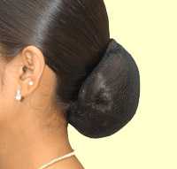 hair nets for buns and their spiritual effect