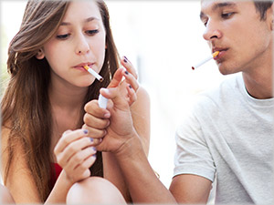 teenage smoking - 02