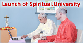 Launch of Spiritual.University