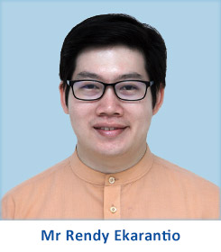 Mr Rendy Ekarantio