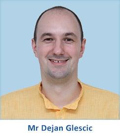 Mr Dejan Glescic