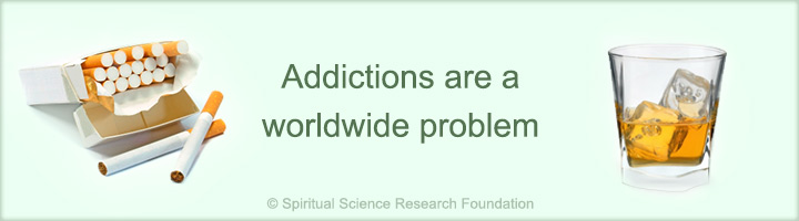 Addictions are a worldwide problem