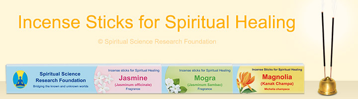 Incense Sticks for Spiritual Healing