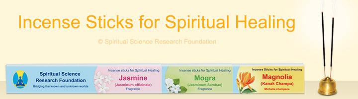 Incense Sticks for Spiritual Healing