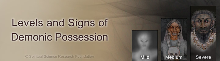 how to stop demonic possession
