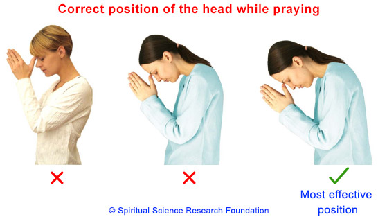 How to pray correctly
