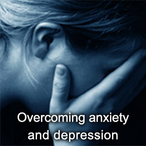 Overcoming anxiety and depression through spiritual practice