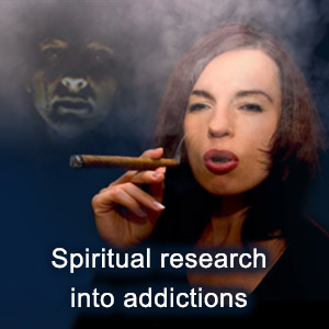 Spiritual research into the causes and treatment of addictions