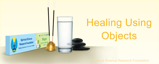 Healing Using Objects