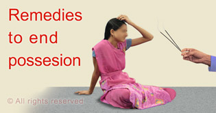 Remedies to end possession