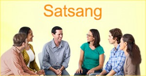 Satsang and Chanting