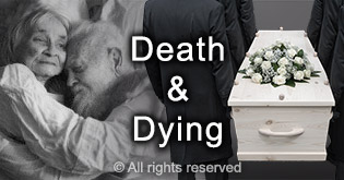 Death and Dying is related to afterlife