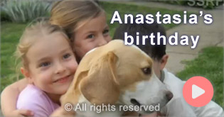Anasthesia's birthday