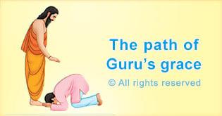 Guru's grace