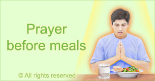 prayer-before-meals