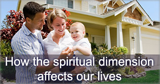 How spiritual dimension affects
