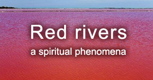 Are red rivers related to World war 3?