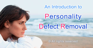An Introduction to Personality Defect Removal