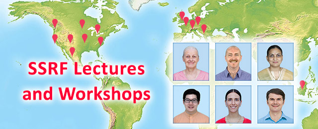 SSRF Lectures and Workshops