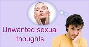 Unwanted sexual thoughts