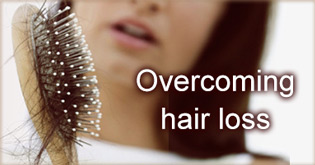 Overcoming hair loss