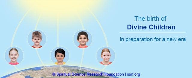 Divine spiritual children