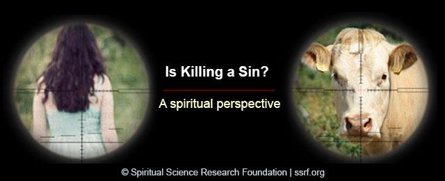 Is killing a sin?