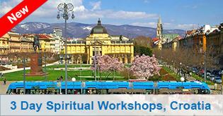 3 Day Spiritual Workshops, Croatia