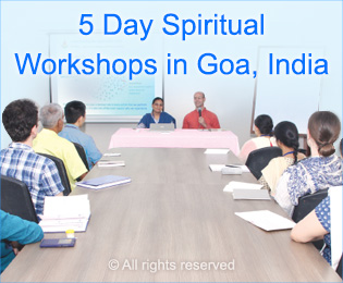5 Day Spiritual Workshops