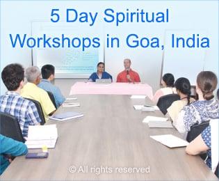 5 Day Spiritual Workshops