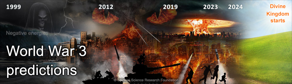 World War 3 Predictions Coming True – 2017 and Onwards