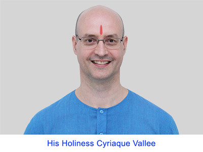 His Holiness Cyriaque Vallee