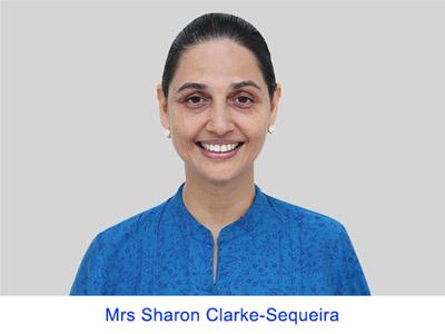 Mrs Sharon Clarke-Sequeira